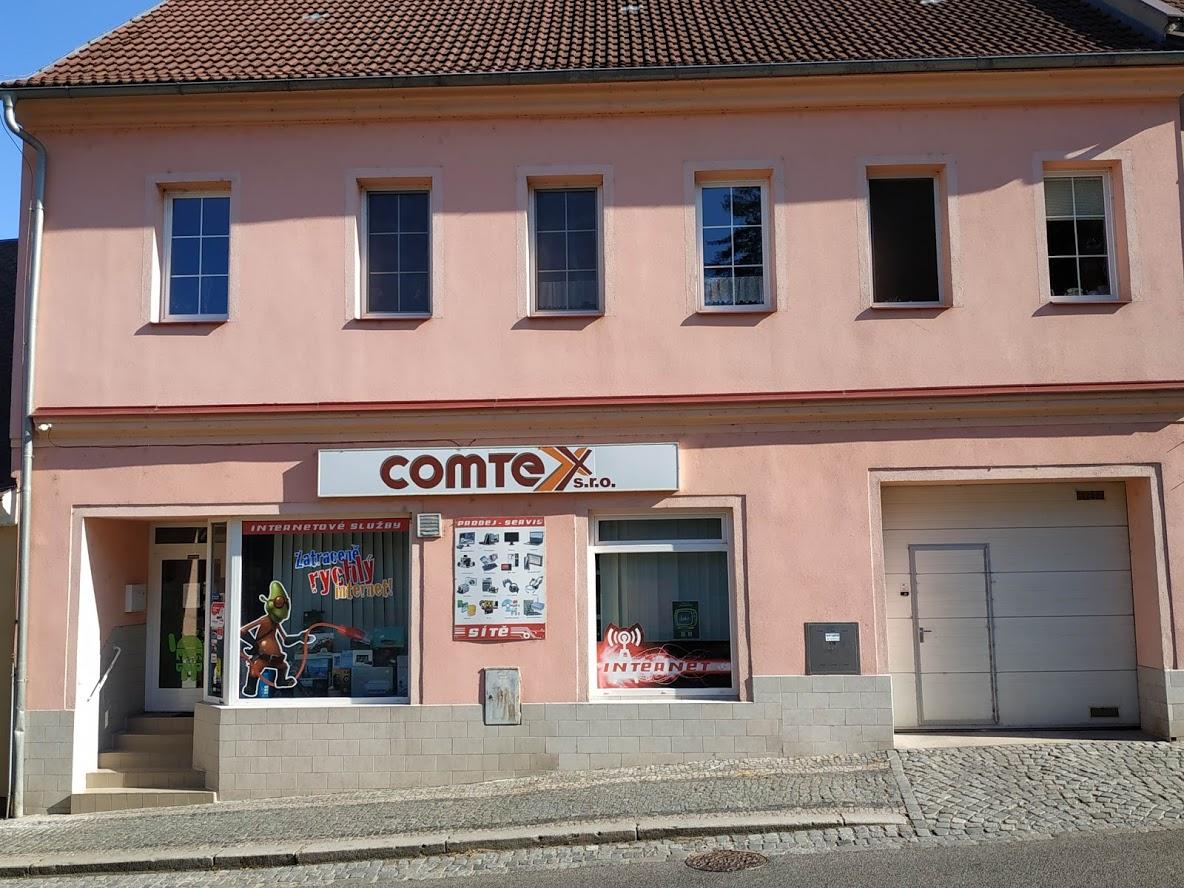 Sídlo firmy COMTEX s.r.o.
