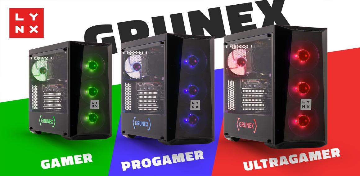 Herní počítače Lynx