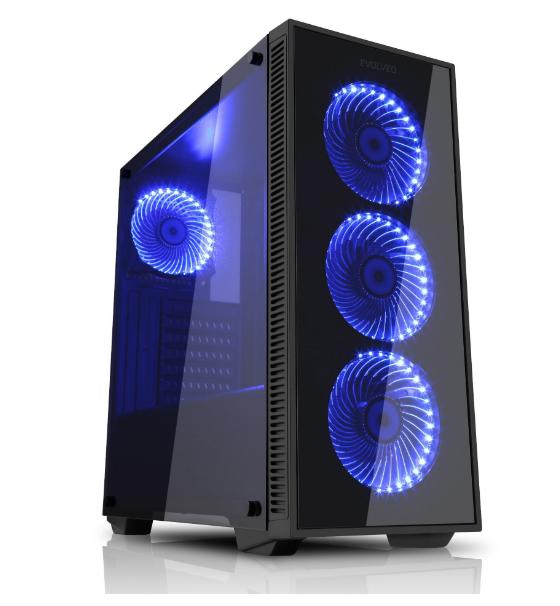 PC skříně a zdroje