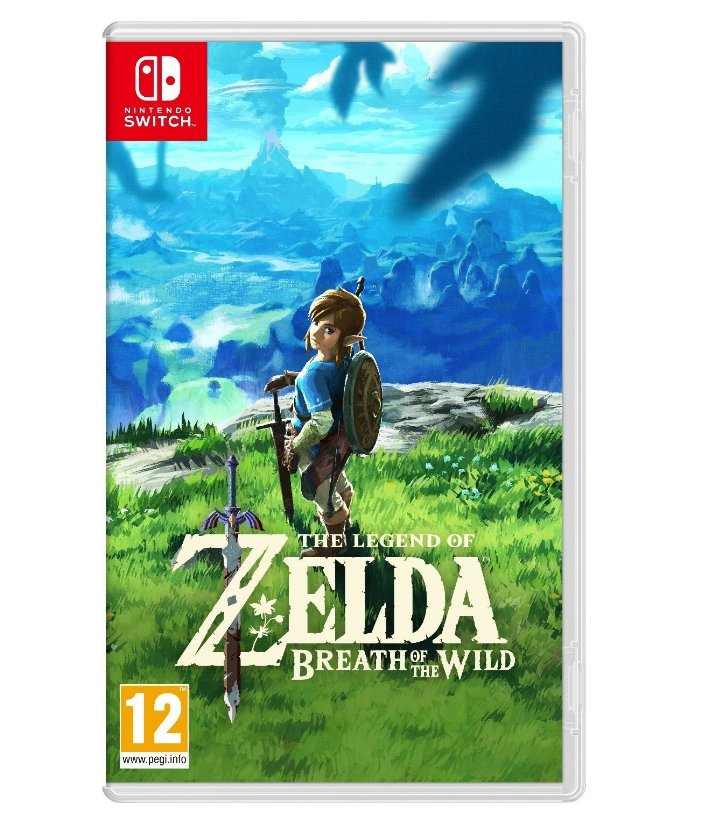 Nintendo Switch hry