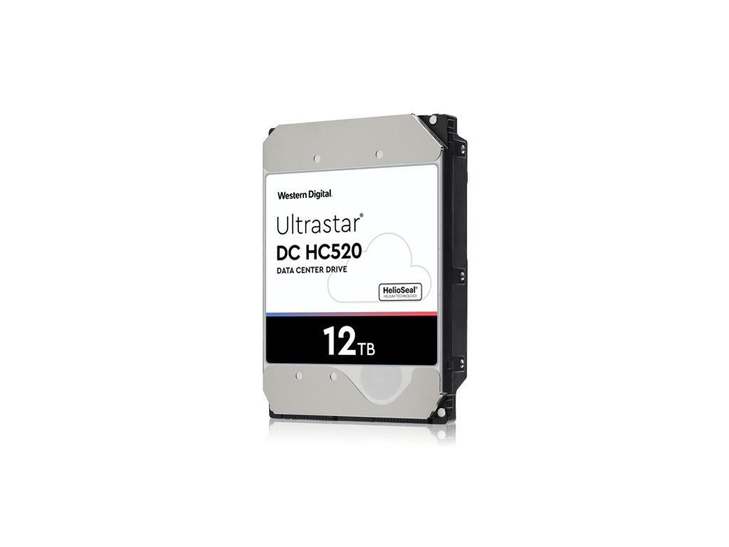 HDD 12TB Western Digital Ultrastar DC HC520 SATA, 0F30146