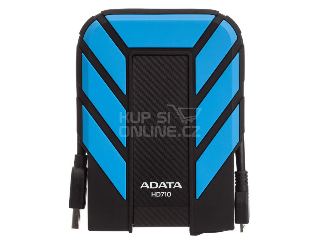 ADATA HD710P 1TB External 2.5'' HDD 3.1 modrý