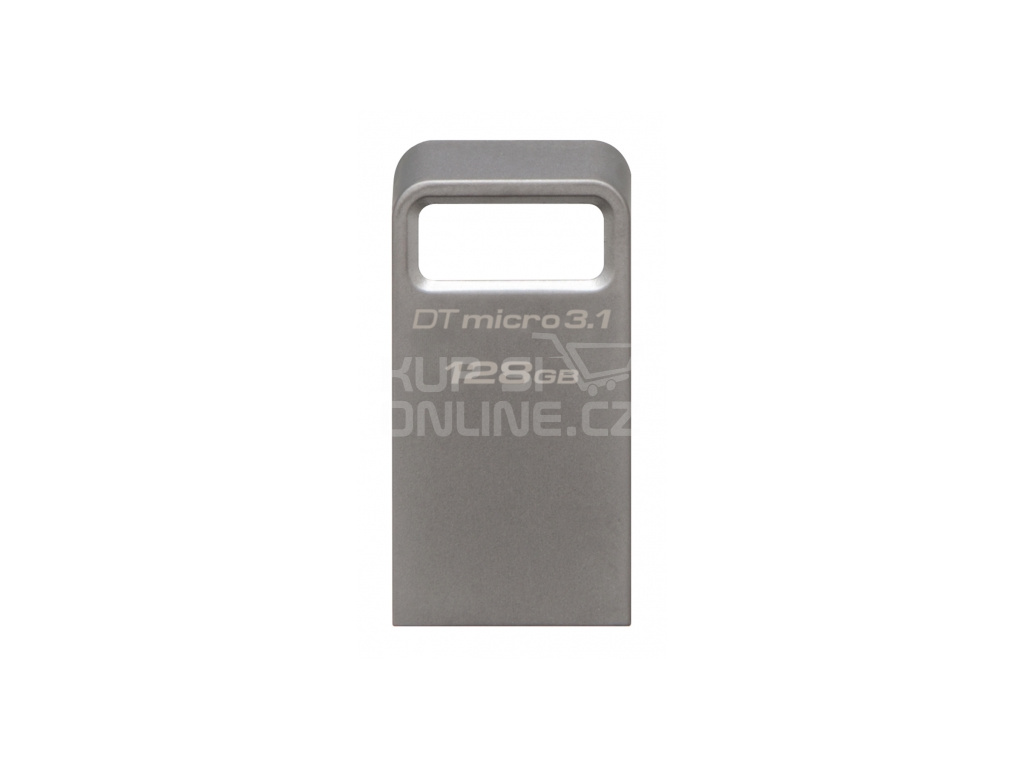 128GB Kingston USB 3.1/3.0 DT Mini 100/15MB/s, DTMC3/128GB