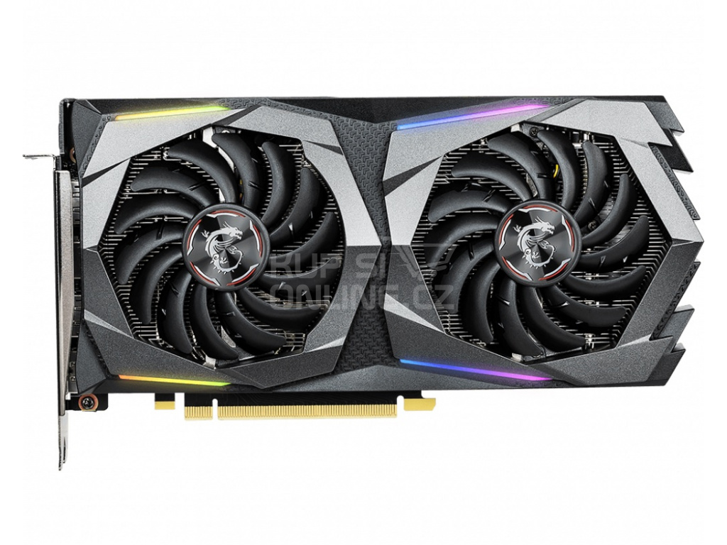 MSI GeForce GTX 1660 GAMING X 6G, GTX 1660 GAMING X 6G