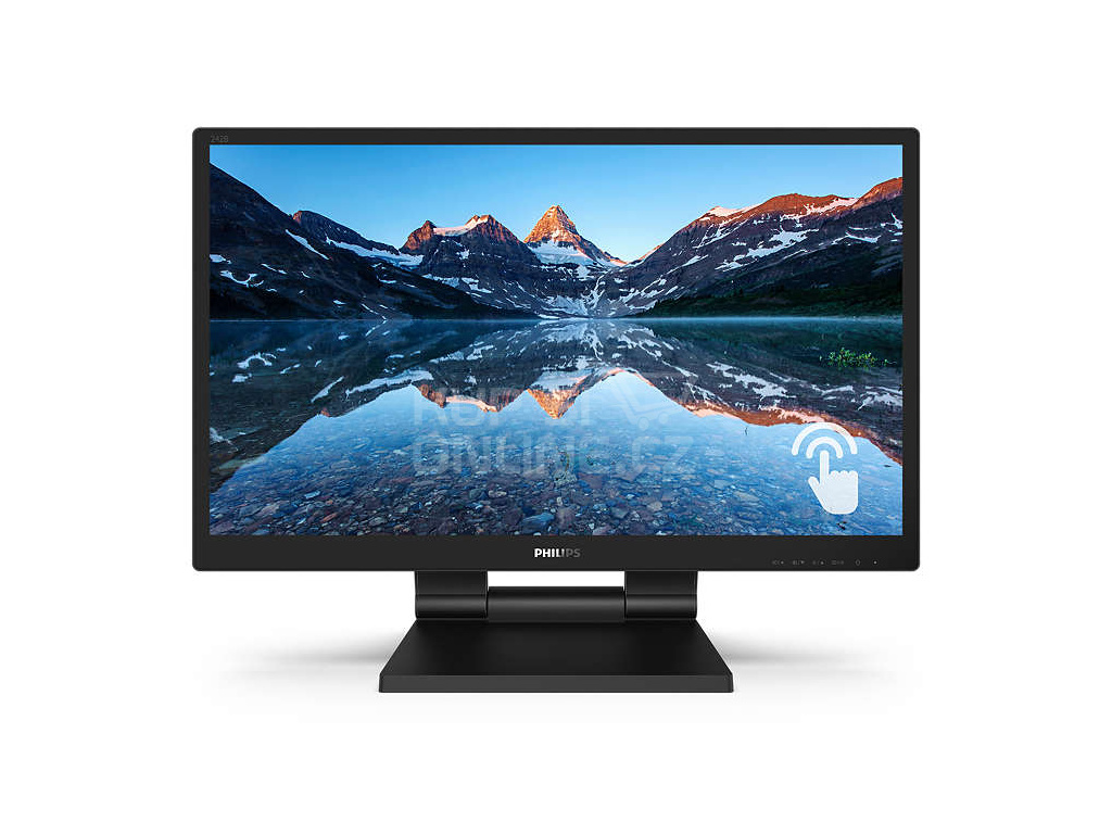 24'' LED Philips 242B9T - FHD,IPS,HDMI,USB,touch, 242B9T/00