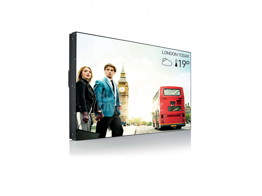 55'' D-LED Philips BDL5588XC - FHD,500cd,OPS,24/7, BDL5588XC/02