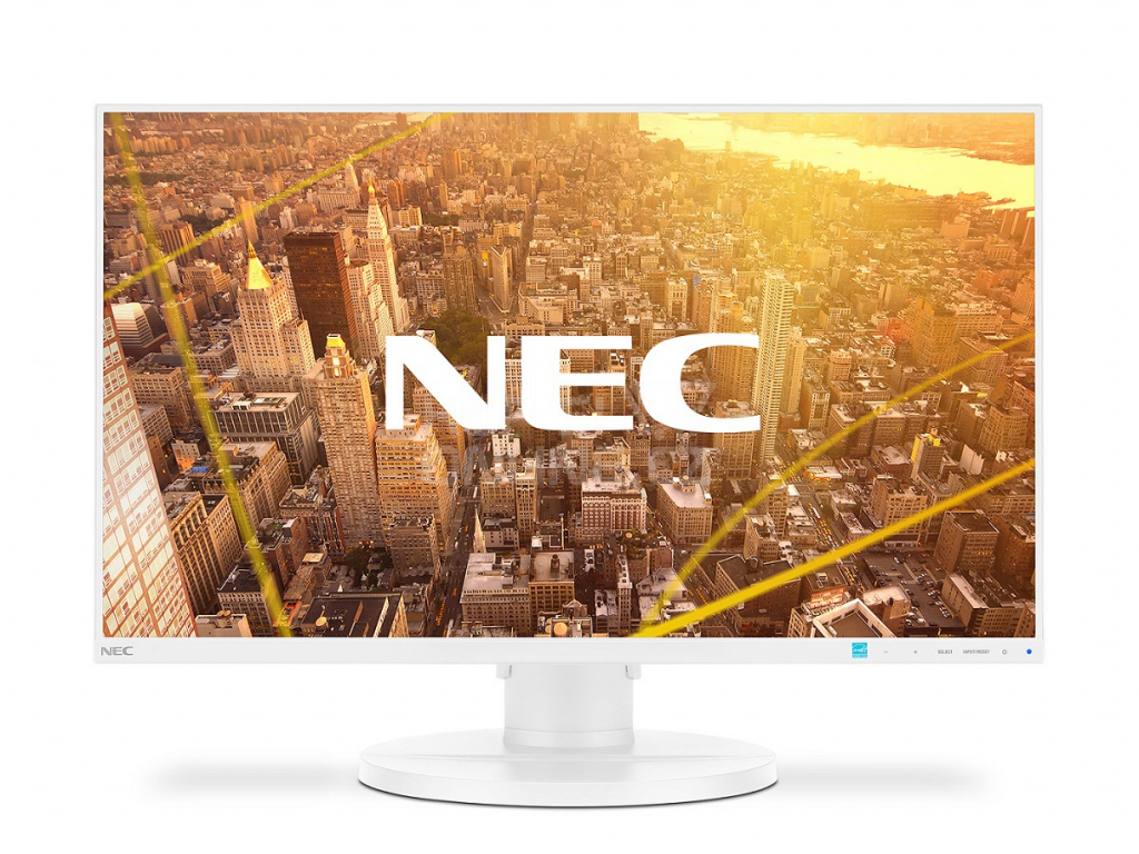 27'' LED NEC E271N,1920x1080,IPS,250cd,130mm,WH, 60004633