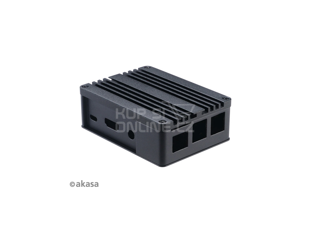 skříň AKASA Pi 3, A-RA05-M1B