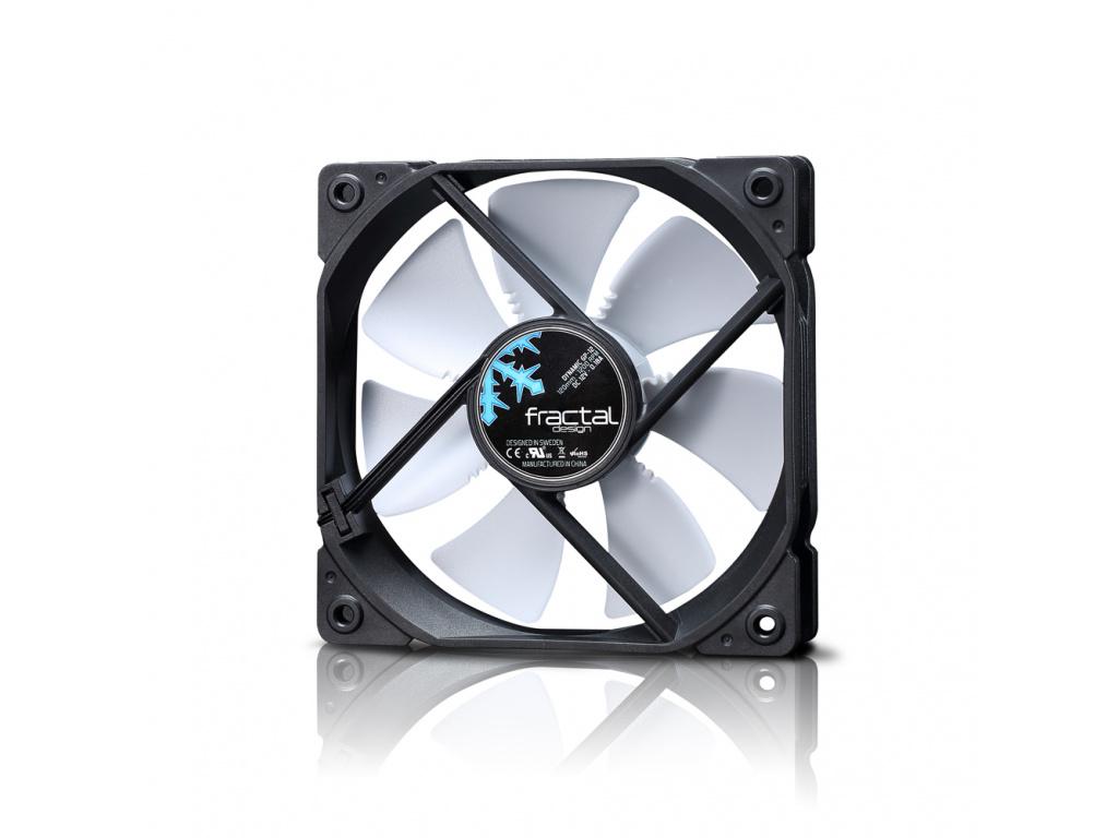 Fractal Design 120mm Dynamic X2 GP bílá, FD-FAN-DYN-X2-GP12-WT