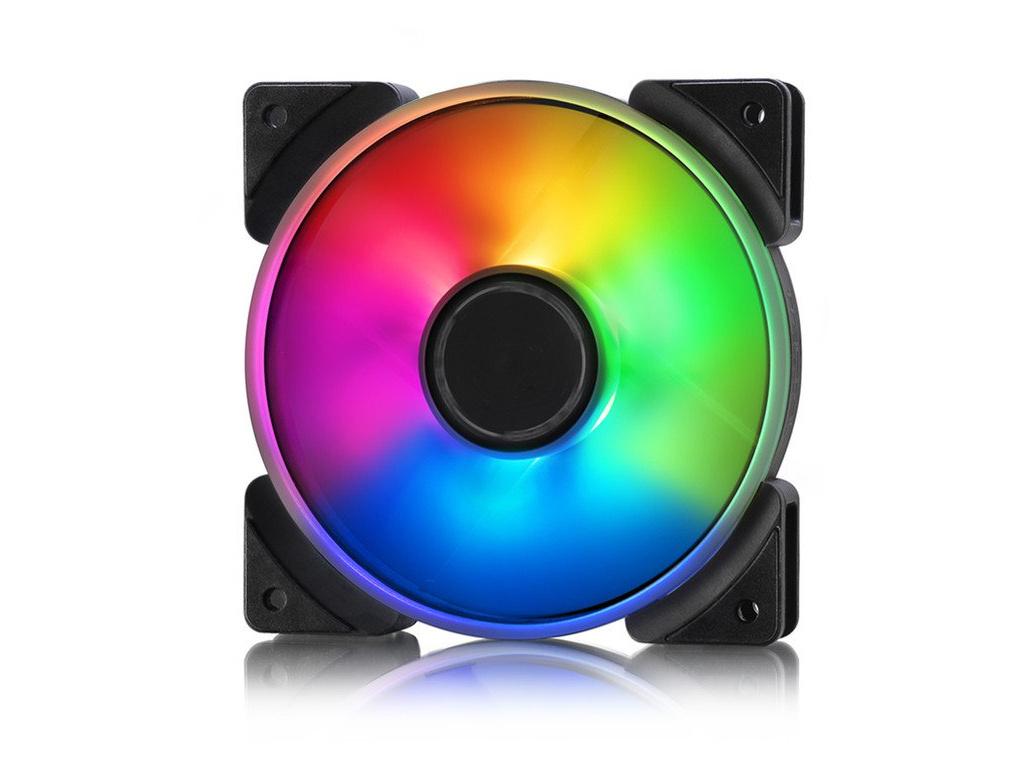 Fractal Design Prisma AL-12 ARGB PWM 3-Pack, FD-FAN-PRI-AL12-PWM-3P