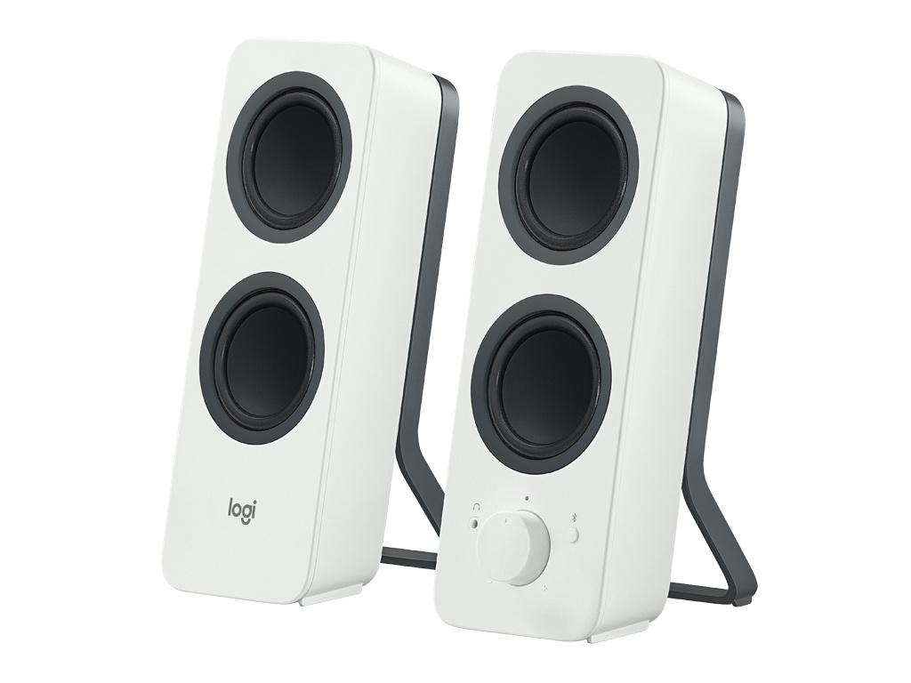Logitech Speaker Z207 white, Bluetooth, RMS 5W, 980-001292