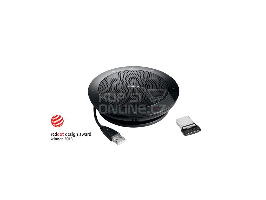 Jabra SPEAK 510+, USB, BT, LINK 360, 7510-409