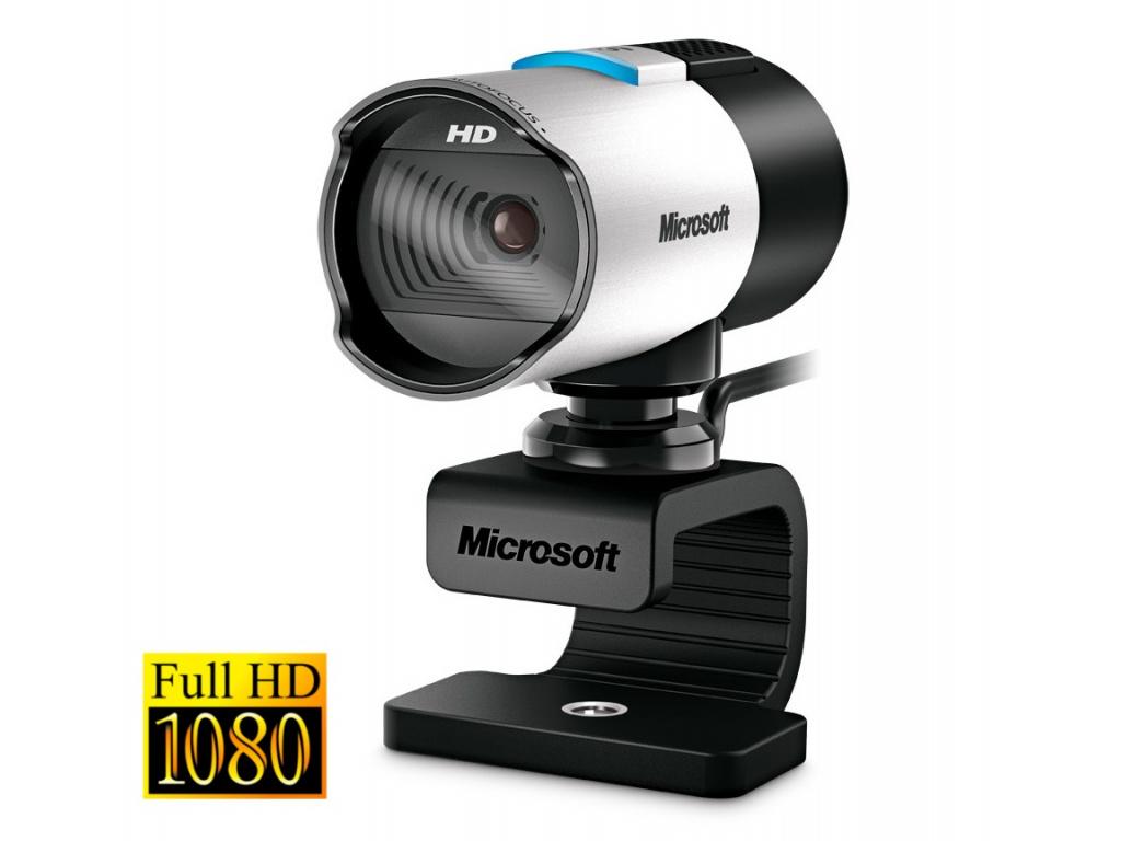 Microsoft webová kamera LifeCam Studio, Q2F-00018