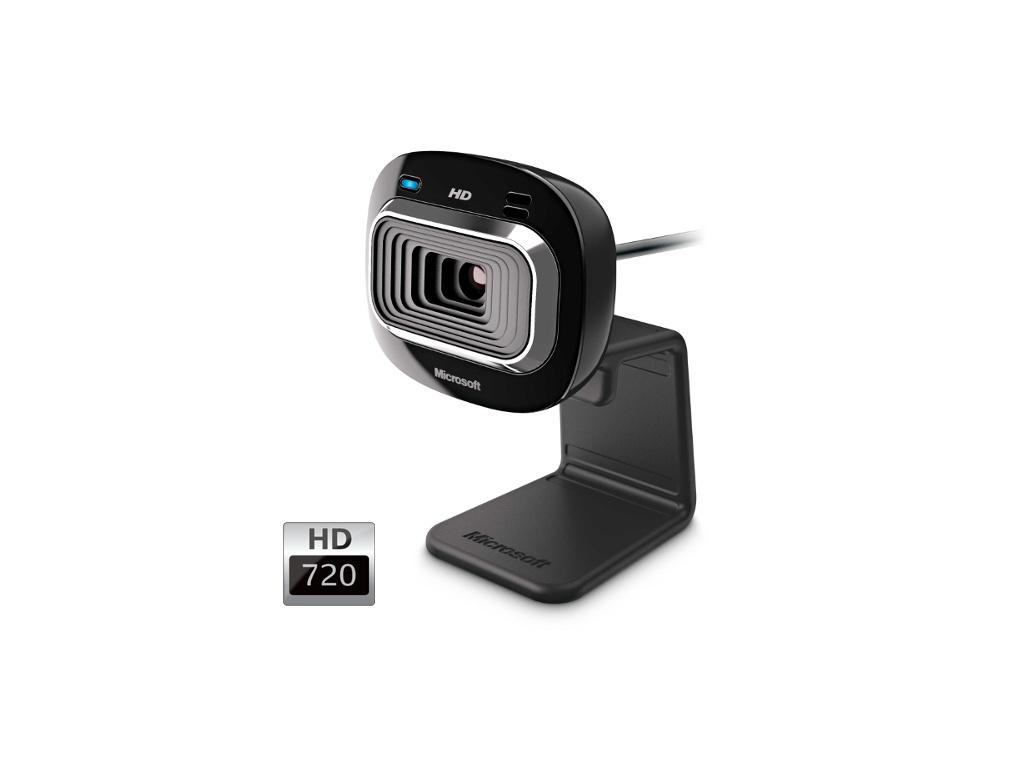 Microsoft webová kamera LifeCam HD-3000, T3H-00013