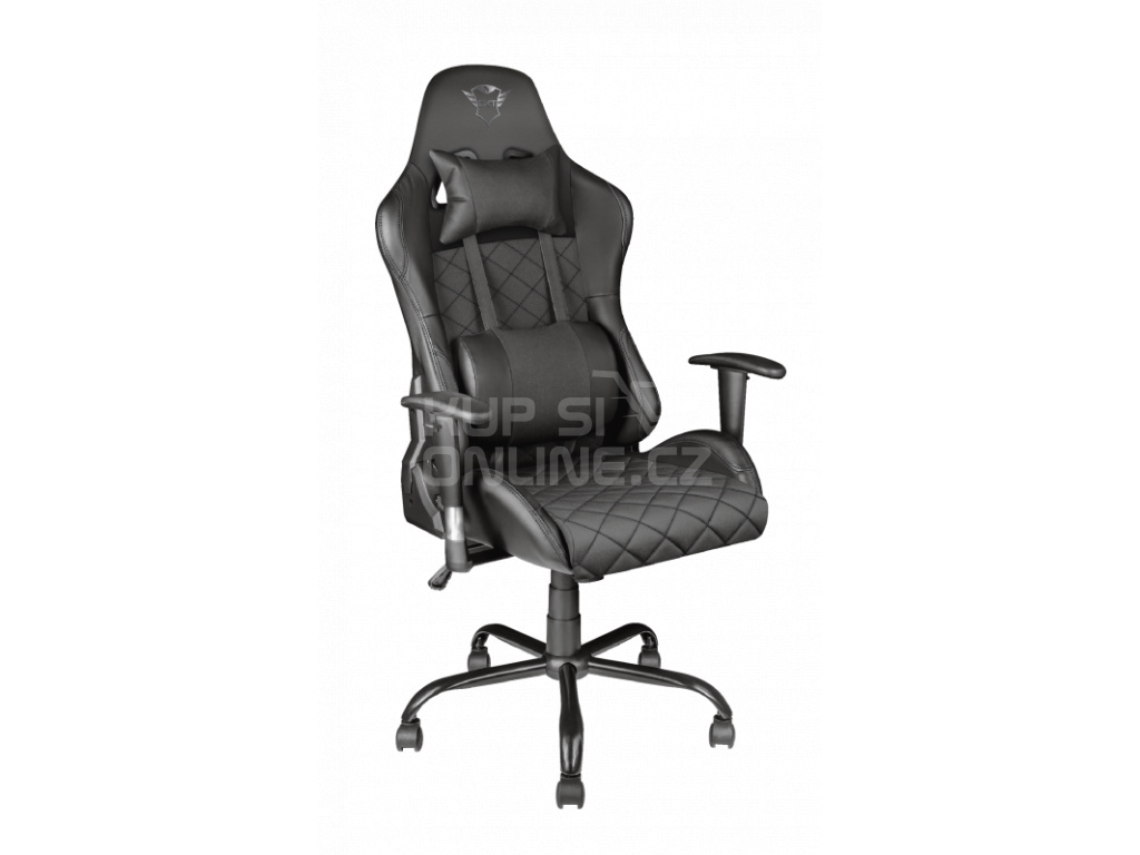 GXT 707 Resto Gaming Chair - black, 23287