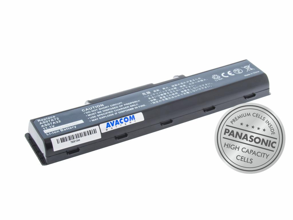Baterie AVACOM NOAC-4920-P29 pro Acer Aspire 4920/4310, eMachines E525 Li-Ion 11,1V 5800mAh/64Wh, NOAC-4920-P29