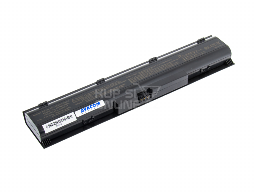 Baterie AVACOM NOHP-PB47-P29 pro HP ProBook 4730s Li-Ion 14,4V 5800mAh, NOHP-PB47-P29