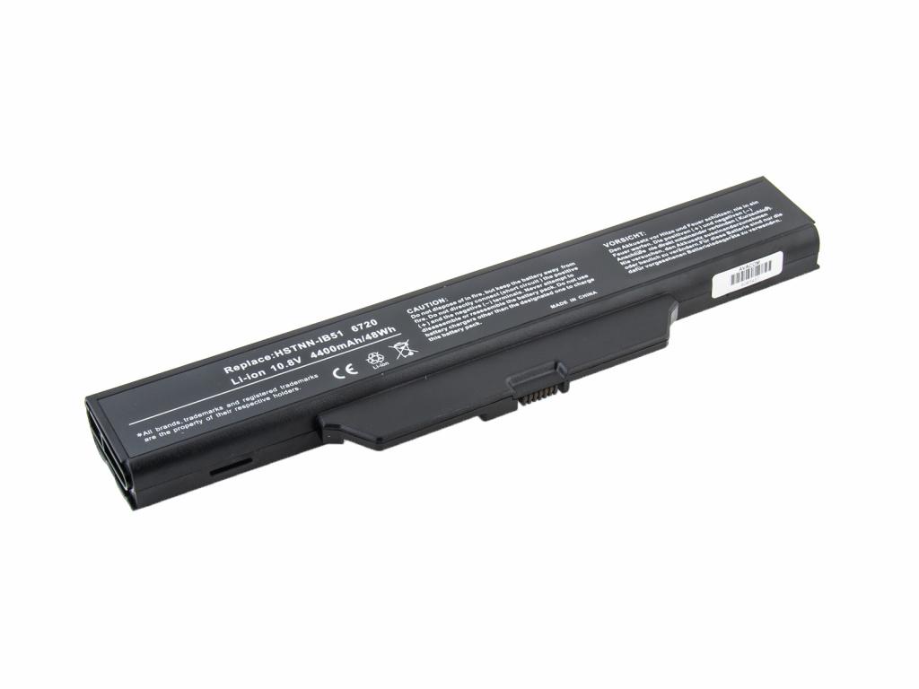 Baterie AVACOM NOHP-672S-N22 pro HP Business 6720s, 6730s, 6820s, 6830s, HP 550 Li-Ion 10,8V 4400mAh, NOHP-672S-N22