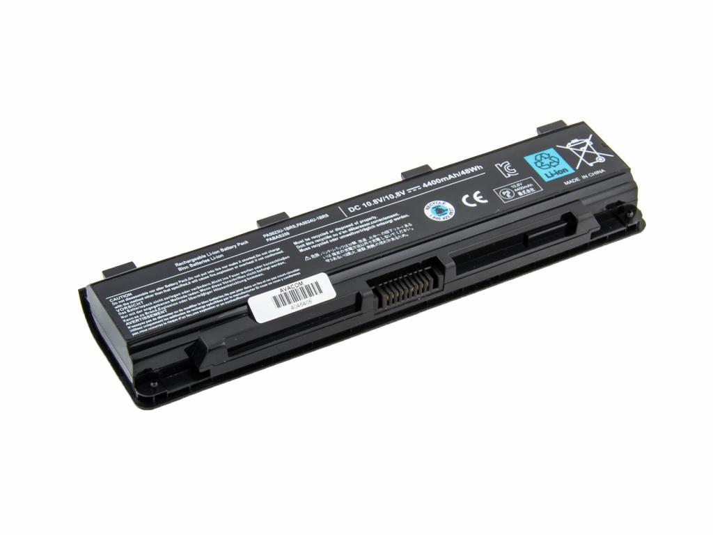 Baterie AVACOM NOTO-L850B-N22 pro Toshiba Satellite L850 Li-Ion 10,8V 4400mAh, NOTO-L850B-N22