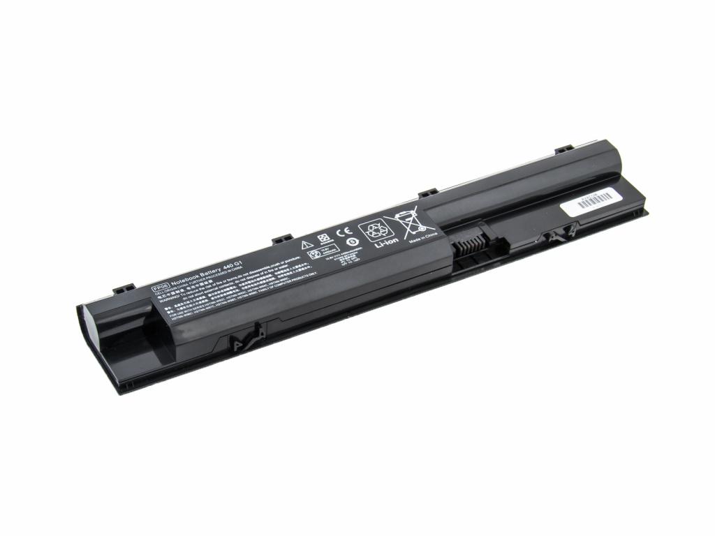 Baterie AVACOM NOHP-44G1-N22 pro HP 440 G0/G1, 450 G0/G1, 470 G0/G1 Li-Ion 10,8V 4400mAh, NOHP-44G1-N22