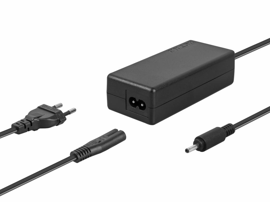 AVACOM nabíjecí adaptér pro notebooky Acer S7, One 11, Iconia Tab W700, 19V 3,42A 65W konektor 3,0mm, ADAC-AC2-A65W