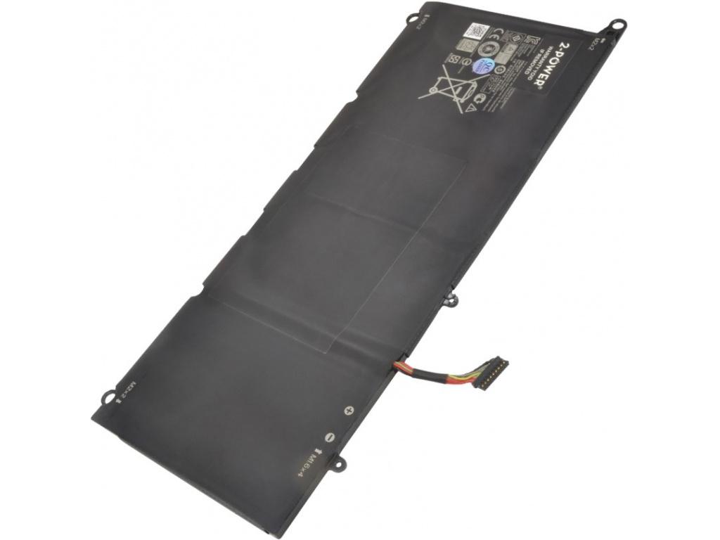 2-POWER Baterie 7,5V 7020mAh pro Dell XPS XPS 13 (9343), XPS 13 (9350), 77053238