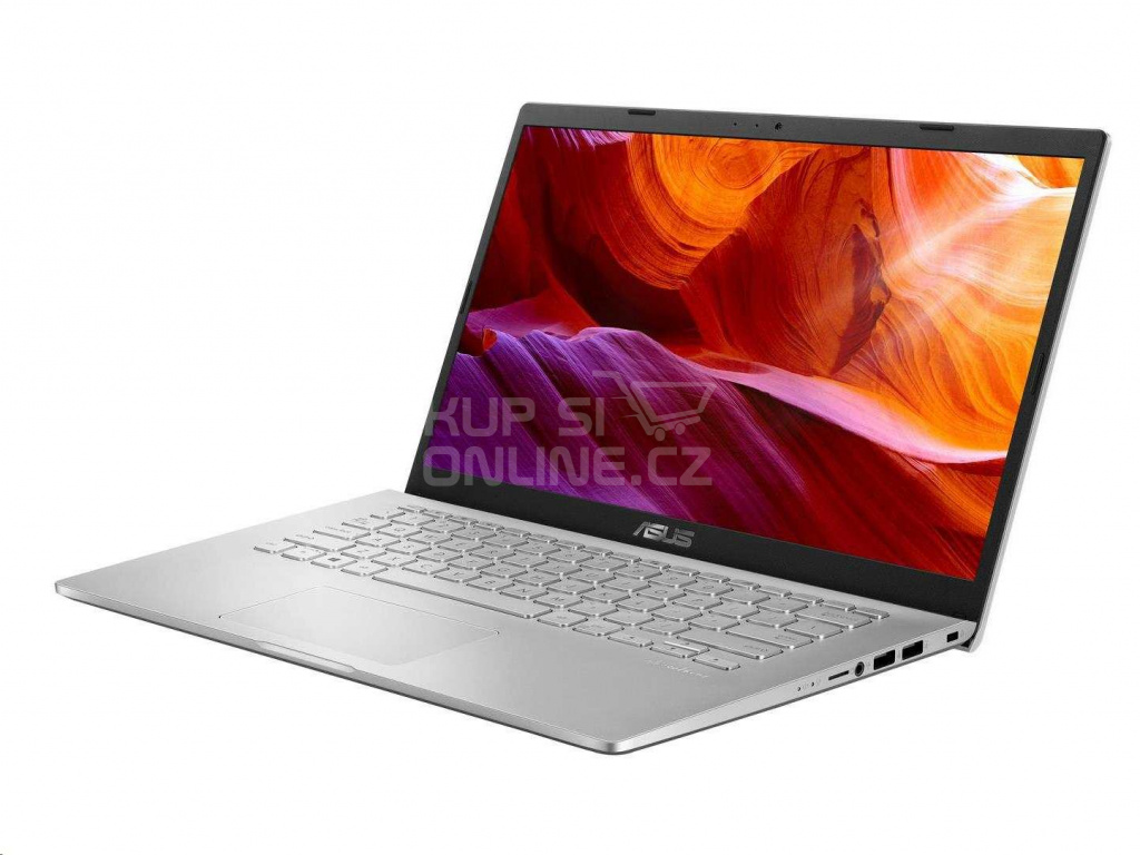 "ASUS NB X409UA - i3-7020U,14.0"" Full HD 1920x1080,256GB SSD,4GB,Intel UHD Graphics 620,W10"