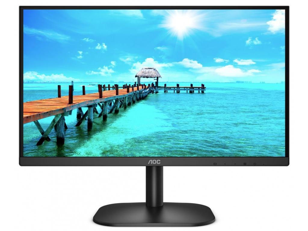 "AOC 24"" LED 24B2XHM2 / VA / 1920x1080@75Hz / 16:9 / 4ms / 1x HDMI / 1x VGA, 24B2XHM2"