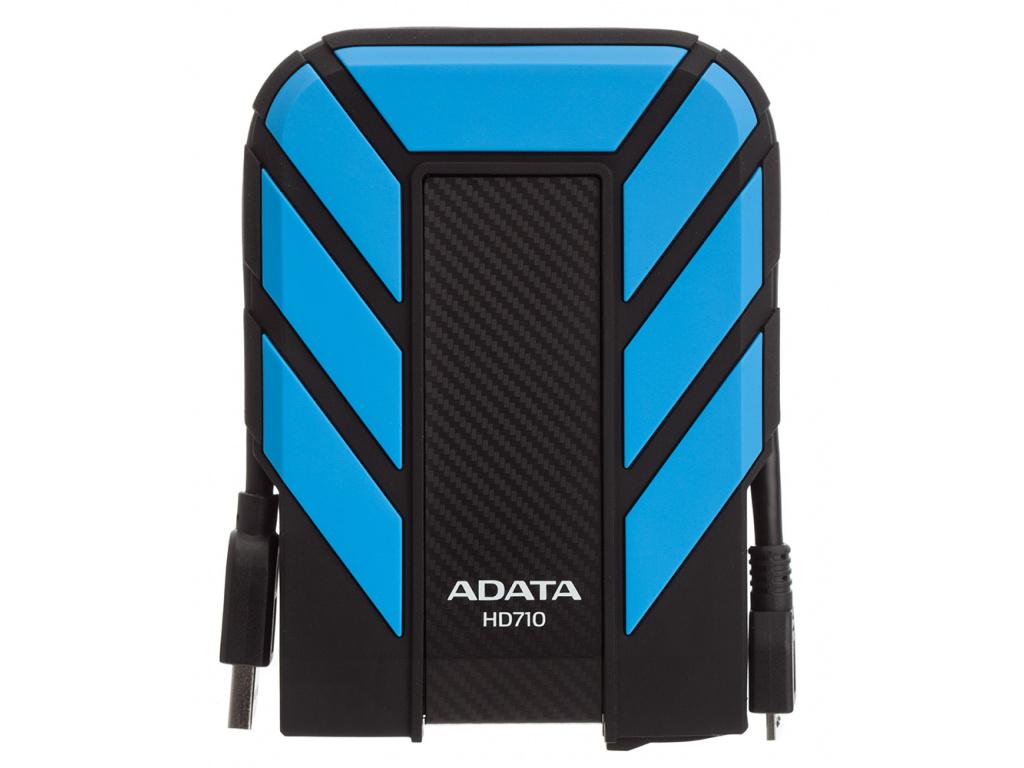 ADATA HD710P 1TB External 2.5'' HDD 3.1 modrý, AHD710P-1TU31-CBL