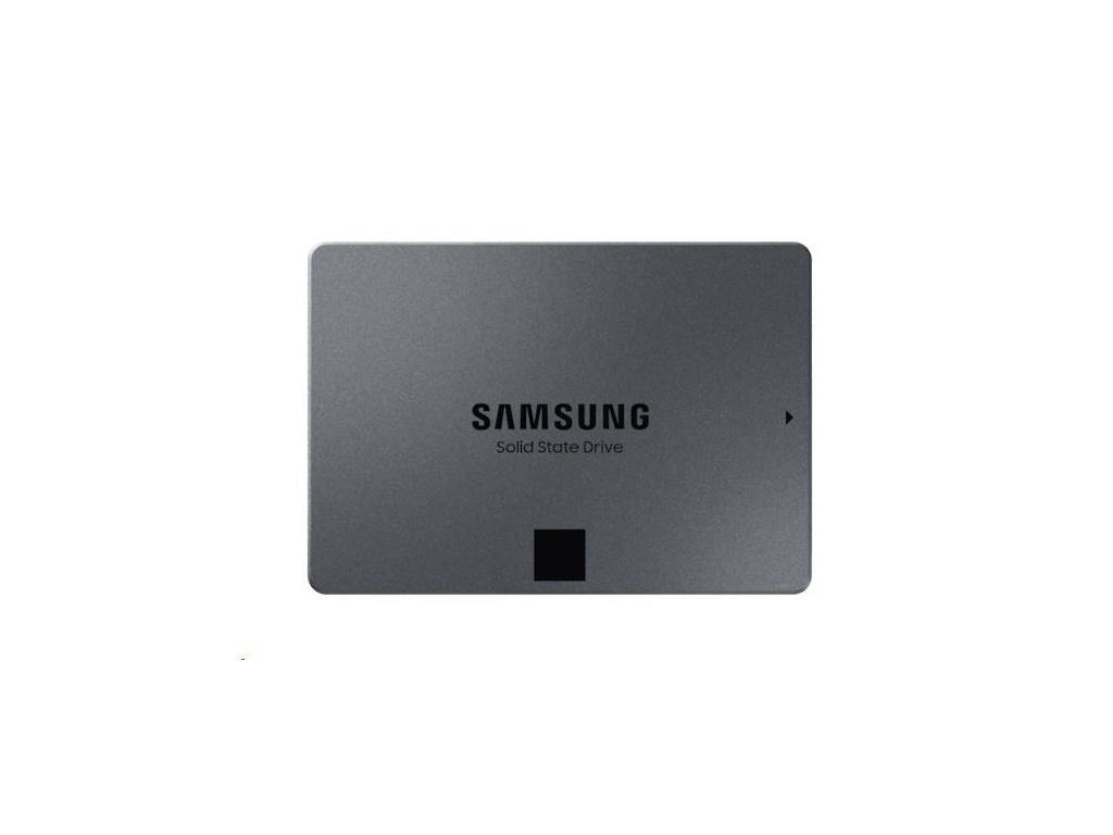 """SSD 2,5"""" Samsung 870 QVO SATA III - 1000GB, MZ-77Q1T0BW"""