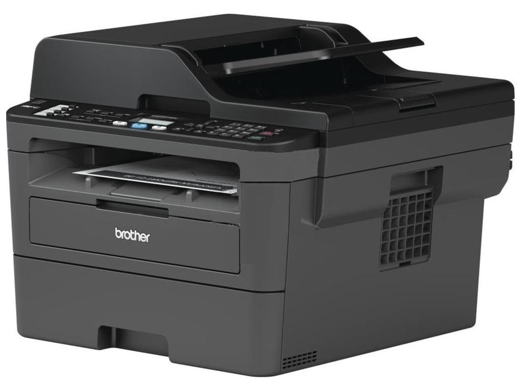 BROTHER laser MFC-L2712DN/ 1200x1200 dpi/ až 30 str./min/ černobílá/ fax / scan/ copy/ duplex / ADF / LAN / USB, MFCL2712DNYJ1