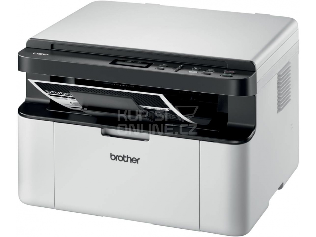 Brother DCP-1610WE, A4, 20ppm, USB, WiFi, DCP1610WEYJ1