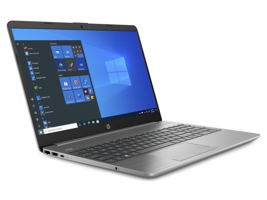"""HP 250 G8/ i5-1135G7/ 8GB DDR4/ 256GB SSD/ Iris Xe/ 15,6"""" FHD matný/ W10H/ stříbrný, 2W8Y3EA#BCM"""