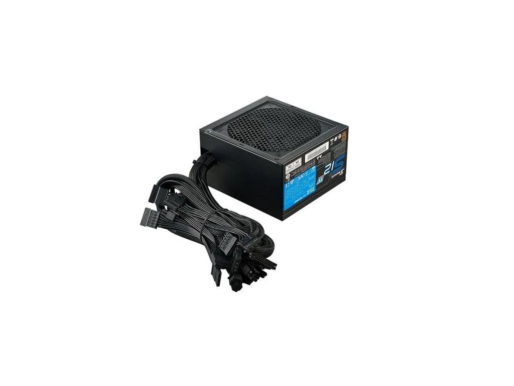 SEASONIC zdroj 500W S12III-500 (SSR-500GB3) akt. PFC, 120mm, 80PLUS Bronze, 1Y50GB3RT3A11X