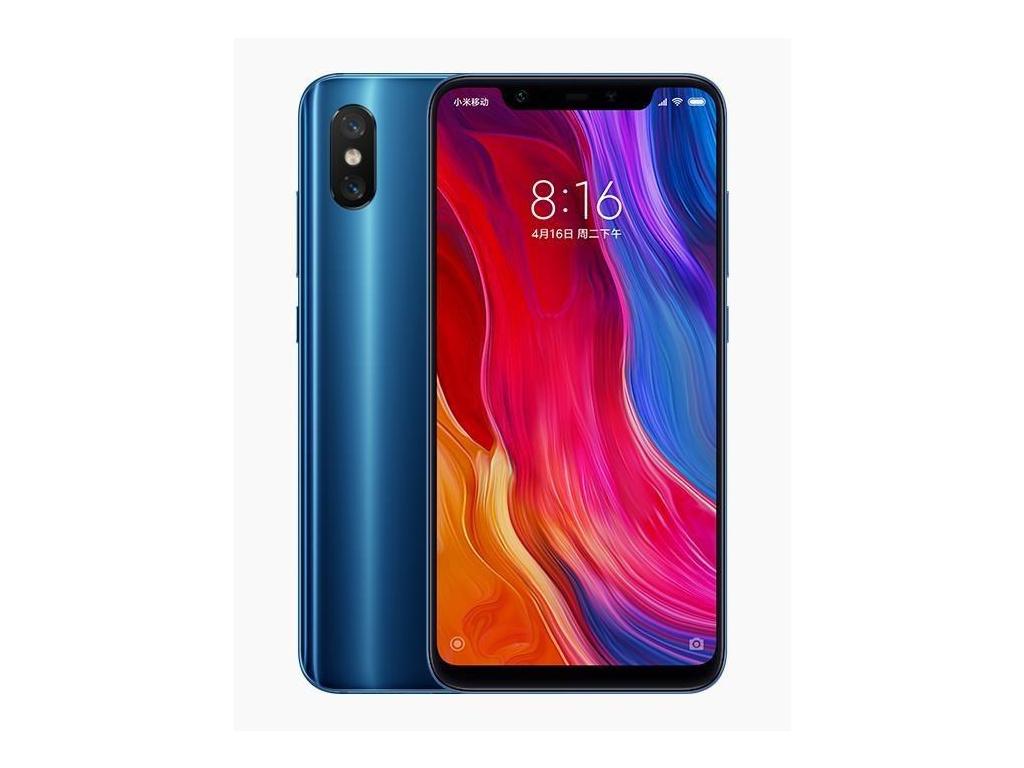 Xiaomi Mi 8 6GB/64GB modrý - rozbaleno