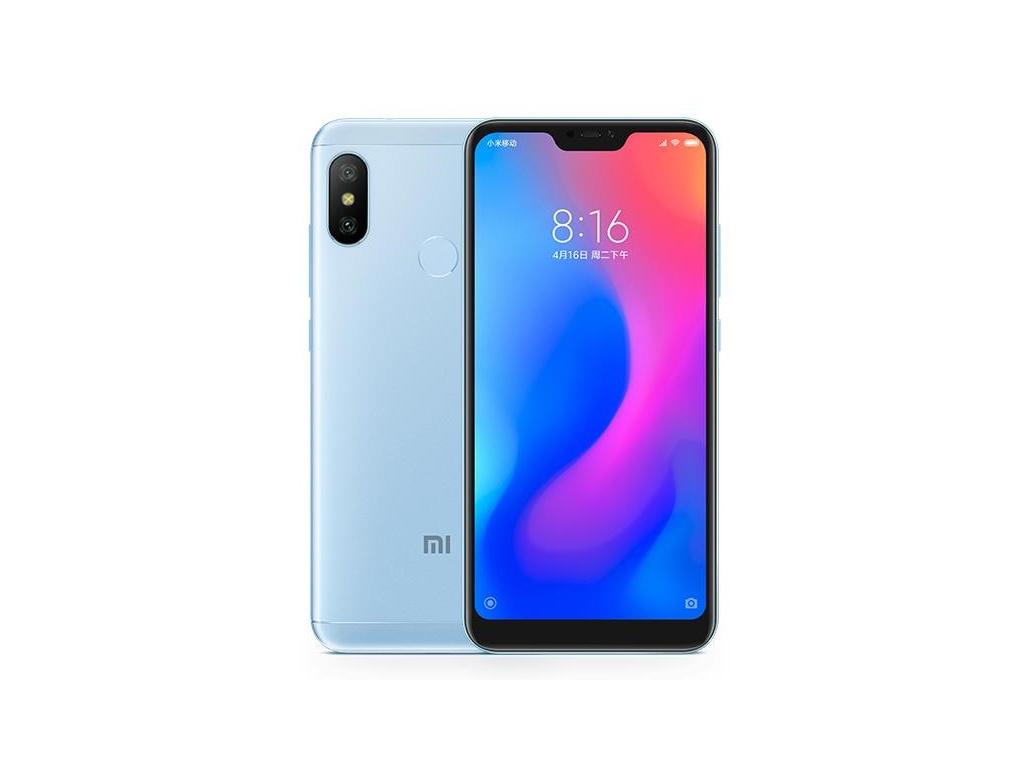 Xiaomi Mi A2 Lite, 4GB/64GB, Blue, rozbaleno