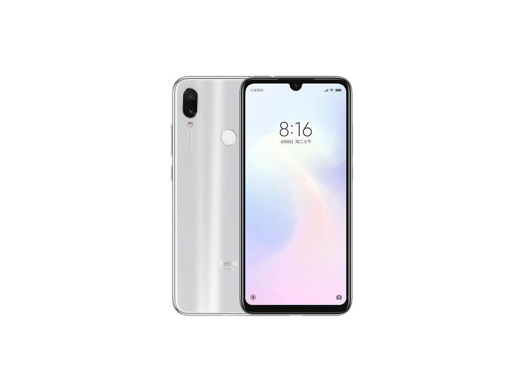 XIAOMI Redmi Note 7 bílý 3GB/32GB mobilní telefon (Moonlight White)