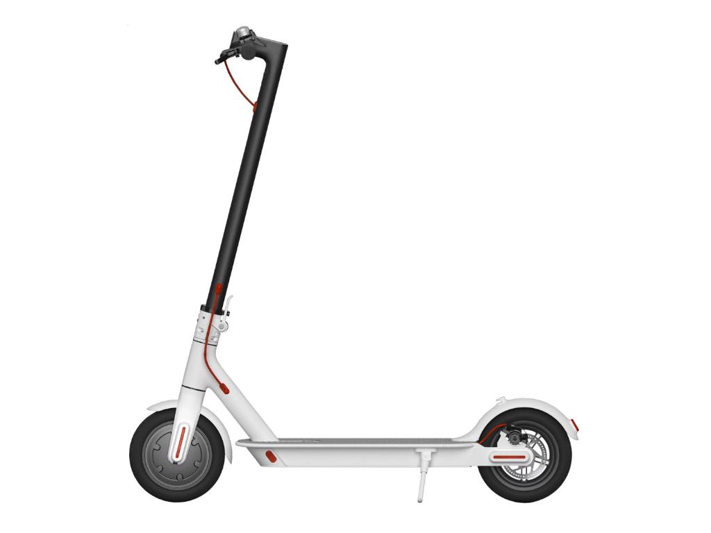 xiaomi Scooterr 2 white 2
