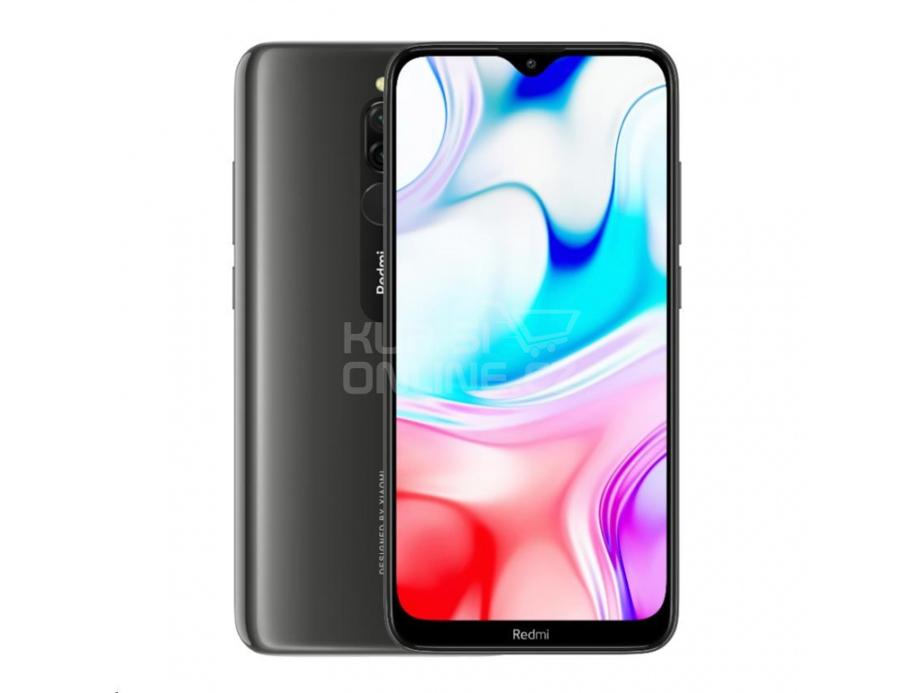 Xiaomi Redmi 8, 3GB/32GB, Onyx Black, 25463