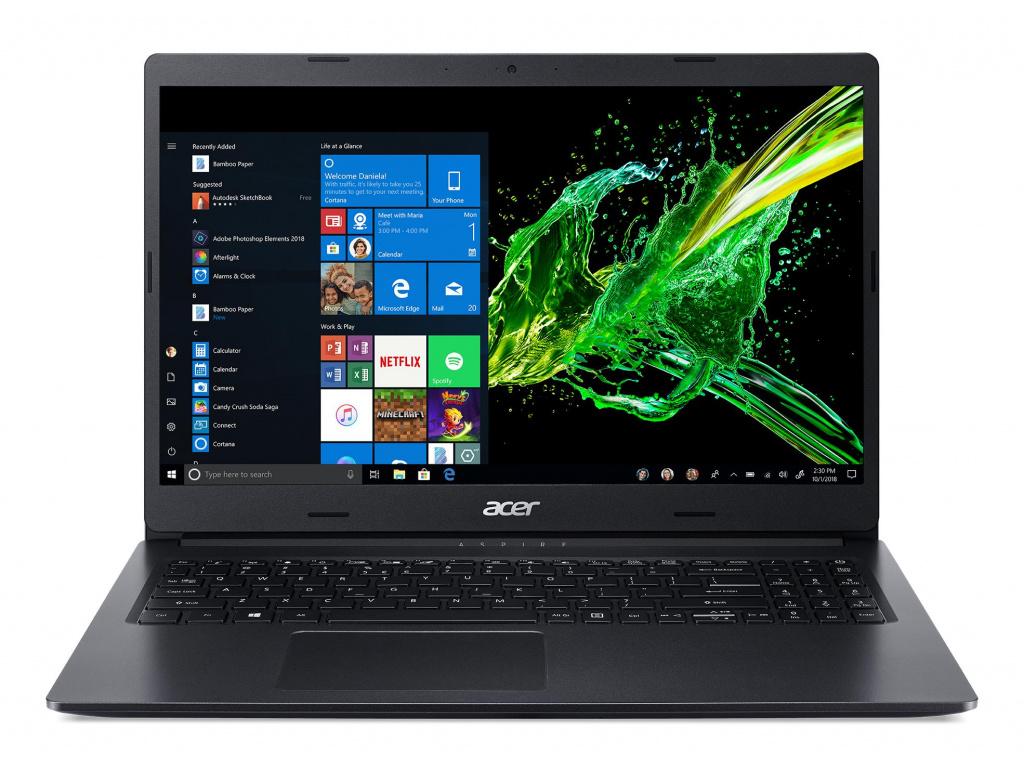 Acer Aspire 3 - 15,6''/i3-10110U/8G/256SSD/MX230/W10 černý, NX.HNSEC.001  + zdarma Acer batoh + bezdrátová myš