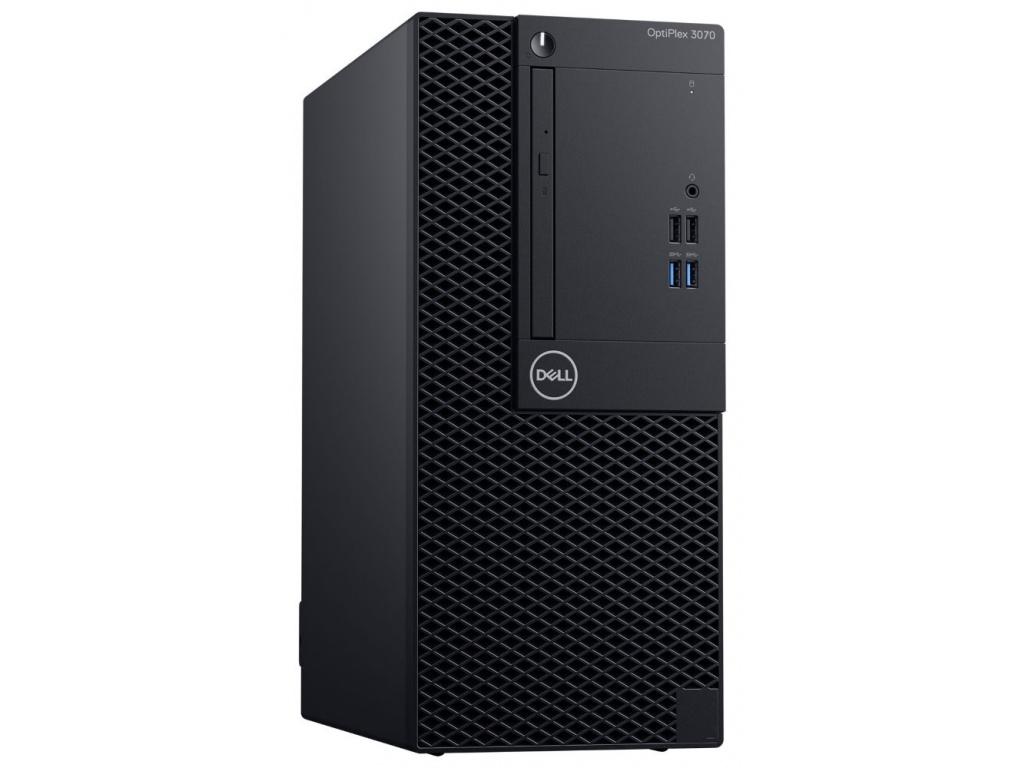 DELL OptiPlex 3070 MT/ i5-9500/ 8GB/ 256GB SSD/ DVDRW/ W10Pro/ 3Y Basic on-site