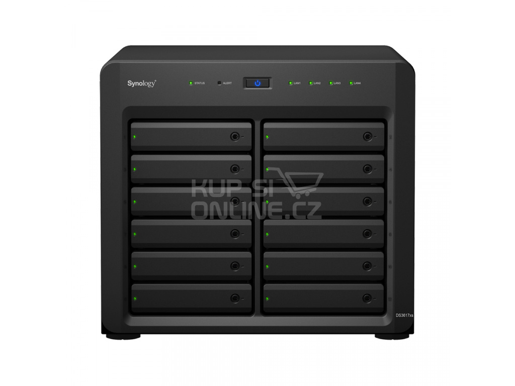 Synology DS3617xs Disk Station, DS3617xs