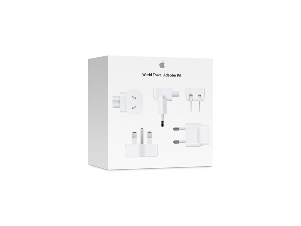World Travel Adapter Kit, MD837ZM/A