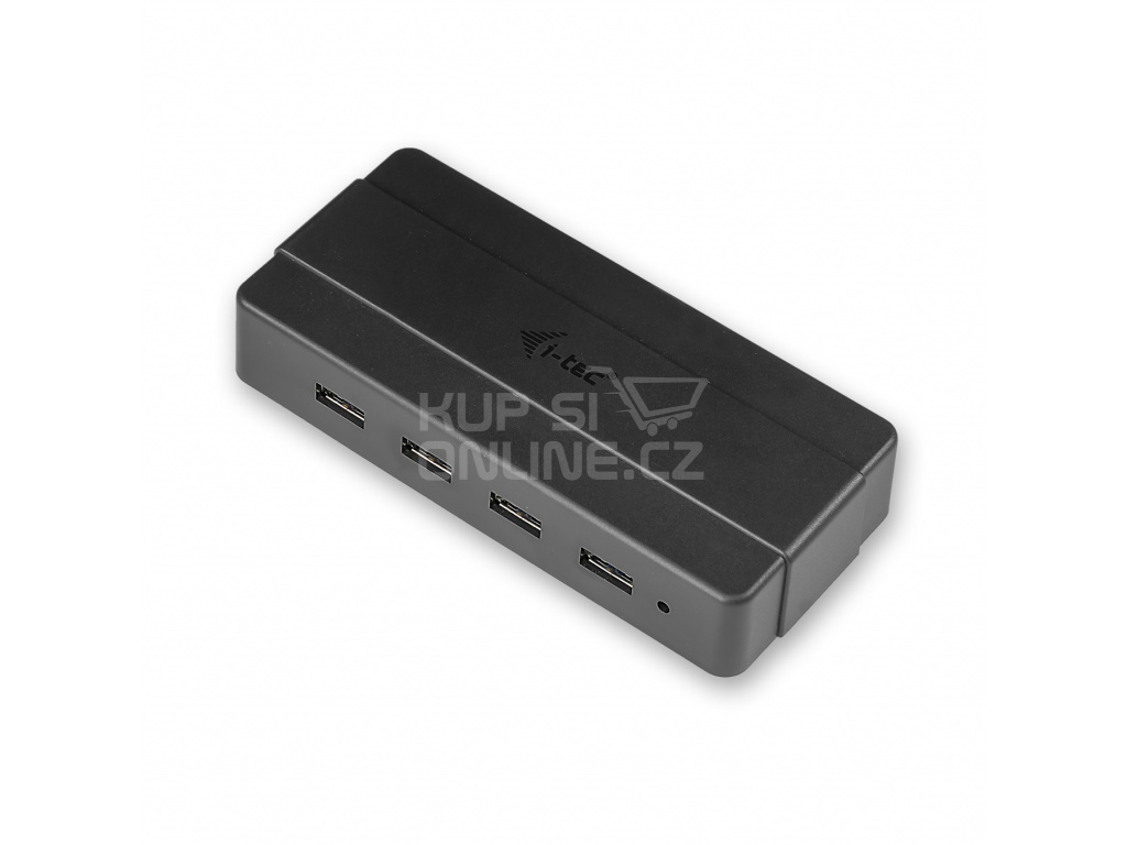 i-tec USB 3.0 Charging HUB - 4port with Power Adap, U3HUB445