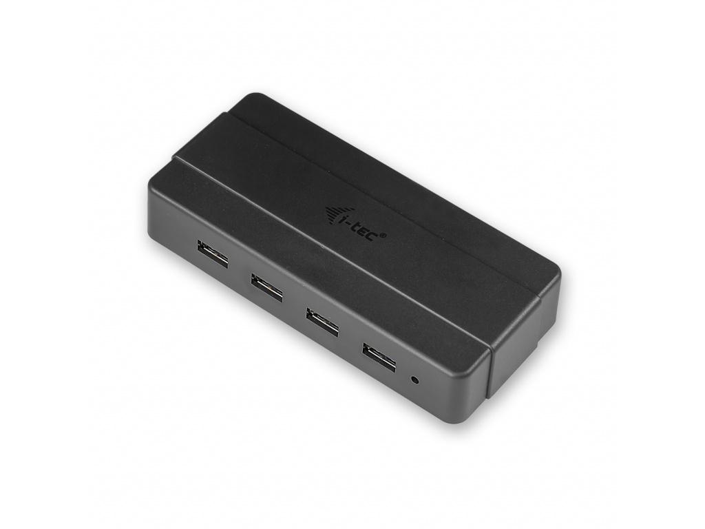 i-tec USB 3.0 Charging HUB - 4port with Power Adap