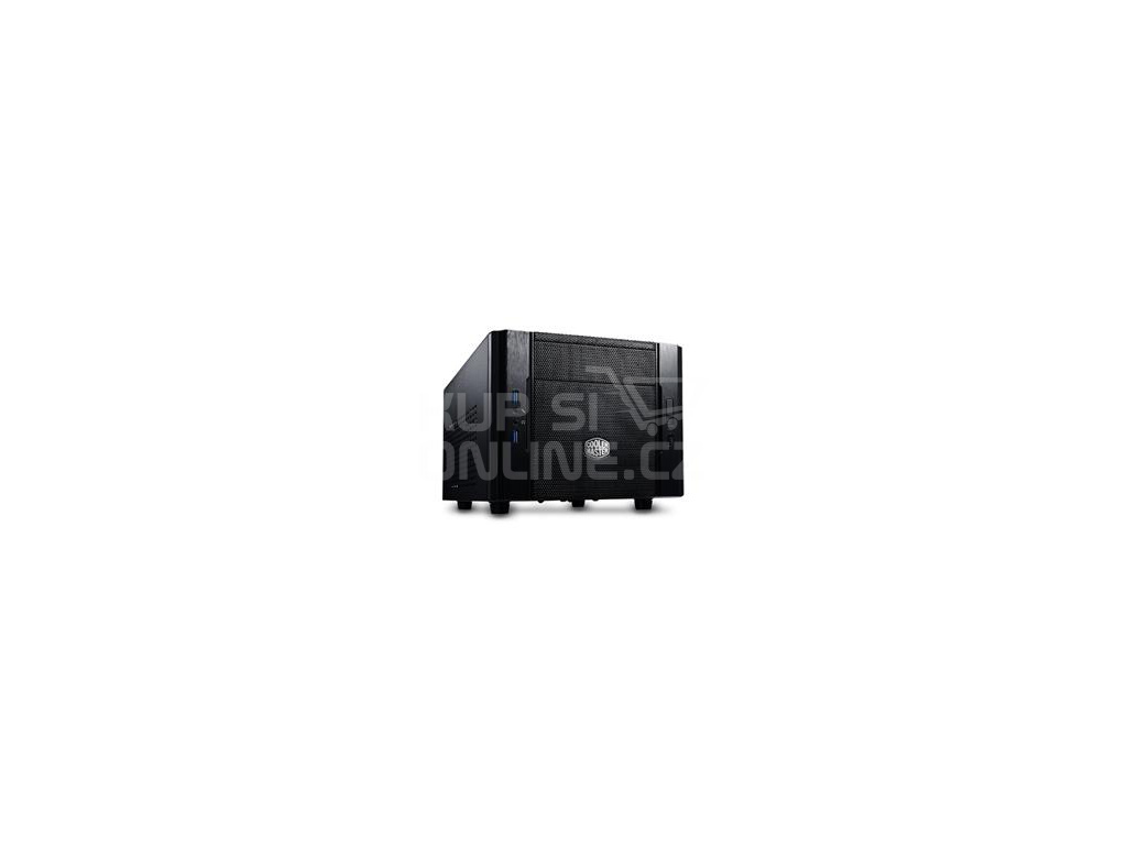 case Cooler Master mini ITX Elite 130, black, USB3.0, bez zdroje, RC-130-KKN1