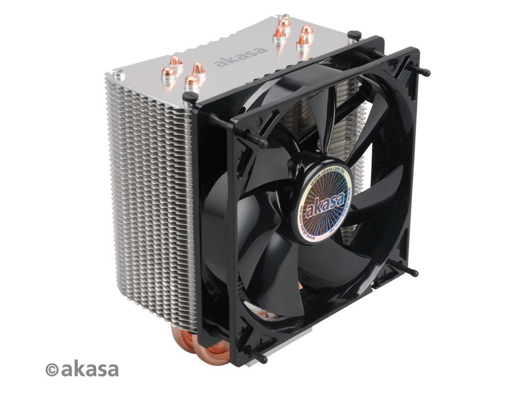 AKASA chladič CPU - Nero 3, AK-CC4007EP02
