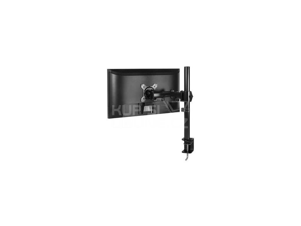 ARCTIC Z1 Basic–Single Monitor Arm in black colour, AEMNT00039A