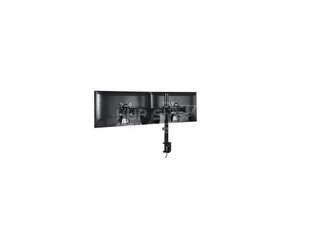 ARCTIC Z2 Basic – Dual Monitor Arm in black colour, AEMNT00040A