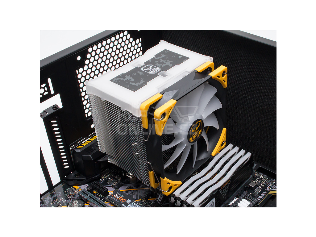 SCYTHE SCMG-5100TUF Mugen 5 TUF Gaming Alliance CPU Cooler